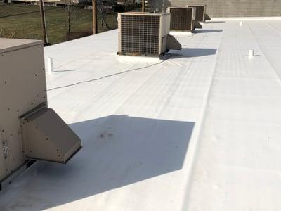 PVC Membrane Installation Welding- Lexington KY