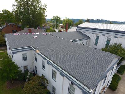Commercial Shingle Roof Repair-Madison