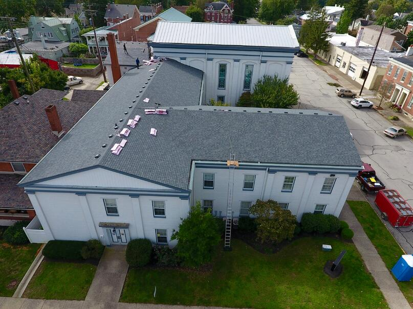 Shingle Roof Repair-Madison