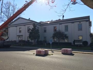 Shingle Roof Installation