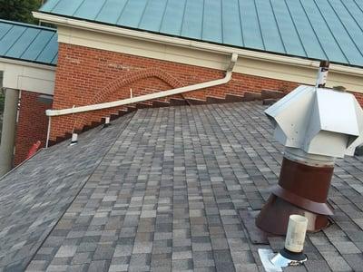 Shingle Roof Installation-Madison