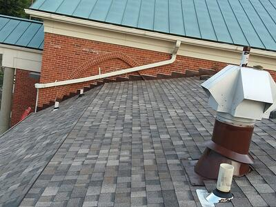 Shingle Roof Installation-Madison