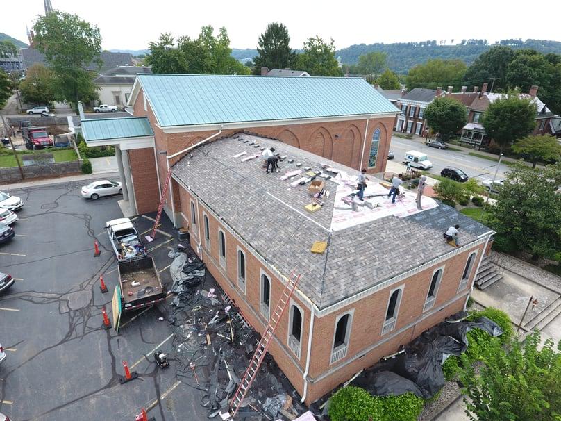 Shingle Roof Removal-Madison