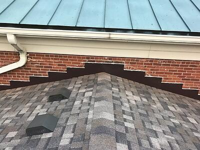Shingle Roof Replacement Corner View-Madison