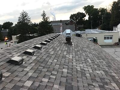 Shingle Roof Replacement Overview