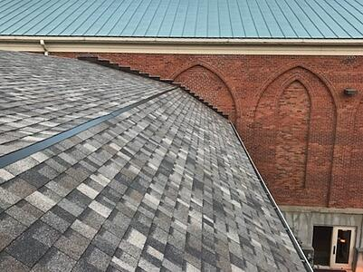 Shingle Roof Replacement-Madison
