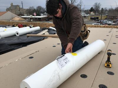 PVC Membrane Flat Roof Installation-Bedford.jpg