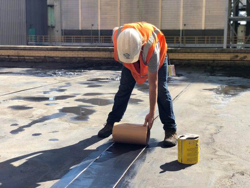 Rubber Roof Repair-IKE