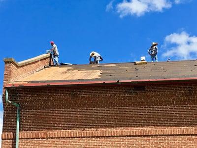 Shingle Roof Repair Old Shingle Removal- Historic Museum.jpg