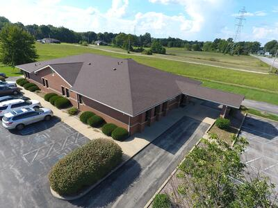 Shingle Roof Repair Commercial Roof-KDH