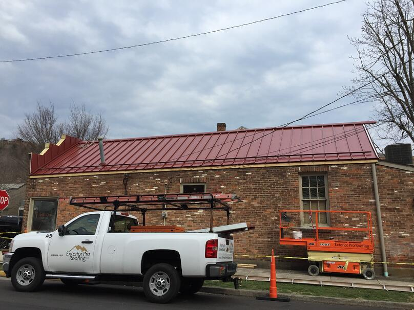 Standing Seam Installation Overview-Madison