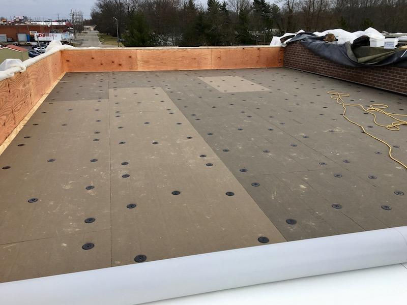 PVC Flat Roof Membrane MCHS
