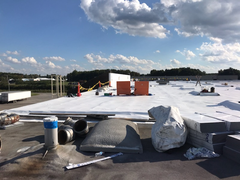 Flat Roof Recover-M&M