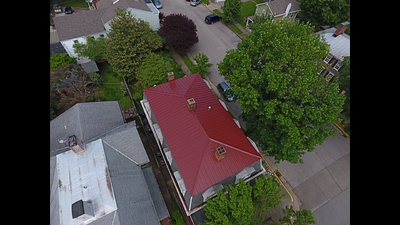 Standing Seam Metal Roof Overview v2- Madison