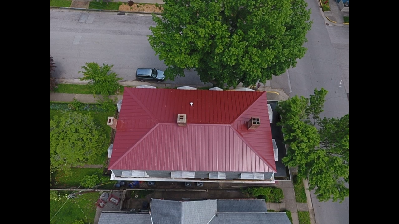 Standing Seam Metal Roof Overview v3- Madison