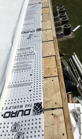Indiana Duro Last roof repair