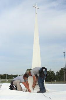 Indiana Commerical Flat Roof Repair