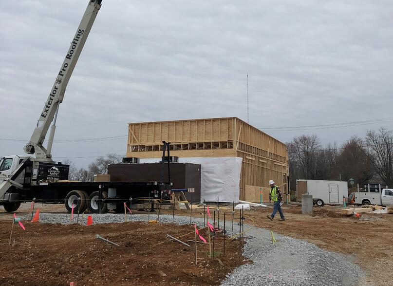 Flat Roof Repair Exterior Pro Crane- Salem