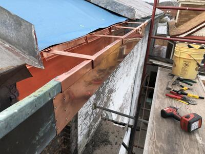 Commercial Guttering Repair Overview-PrinceofPeace