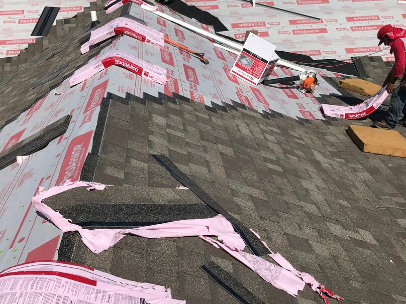Dimensional Shingle Roofing Installation-Madison
