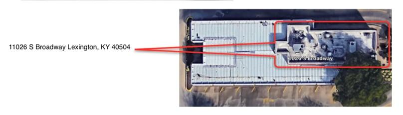 Flat Roof Membrane Installation Recover Location-Lexington