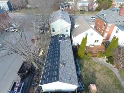 Shingle Roof Installation Designer Shingle-Madison