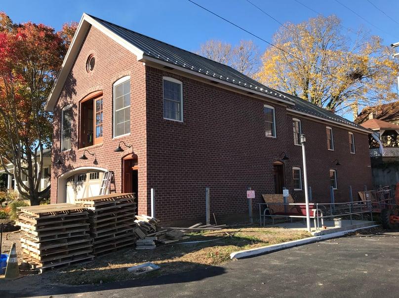 Residential Guttering Standing Seam- Madison