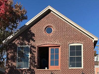 Residential Standing Seam Metal Installation- Madison-1