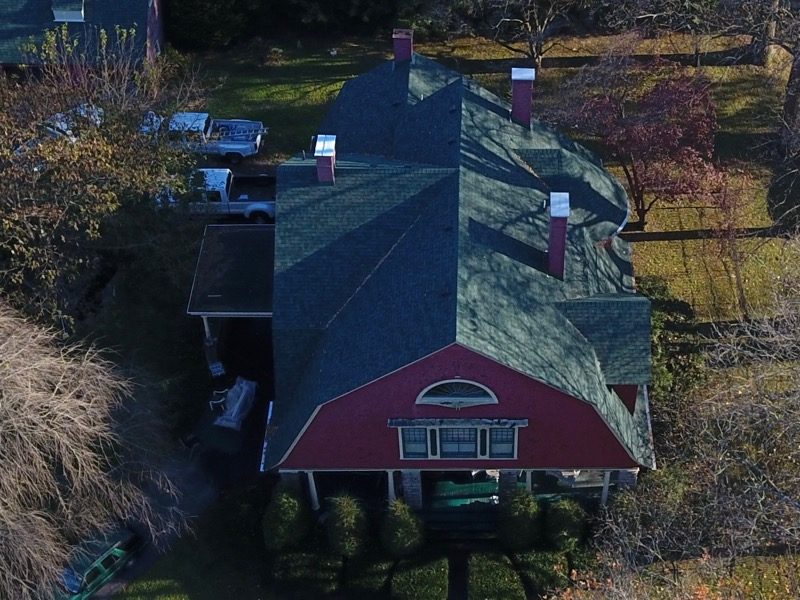 Shingle Roof Install