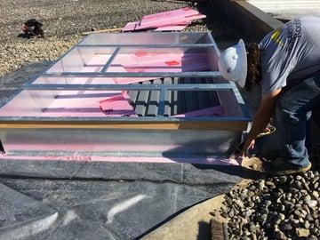 Rubber Roof Repair