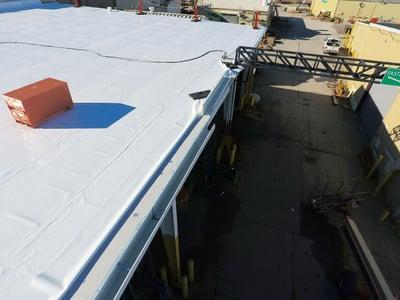 Commercial Guttering Installation-VSG