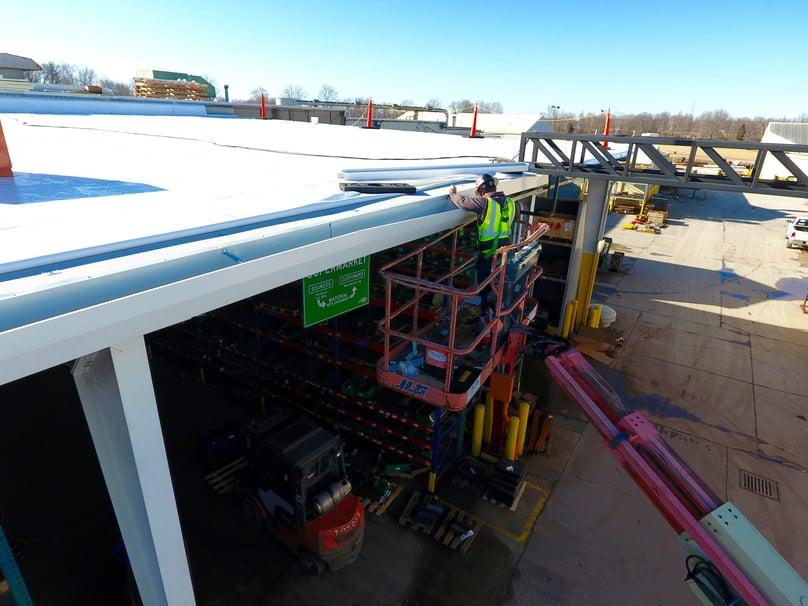 Commercial Gutters Installation-VSG