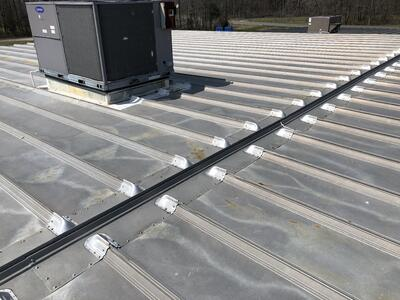 Metal Roof Repair Srew Repair-Venture