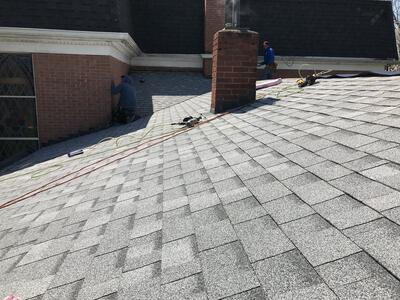New Shingle Roof Repair Overview-Warsaw