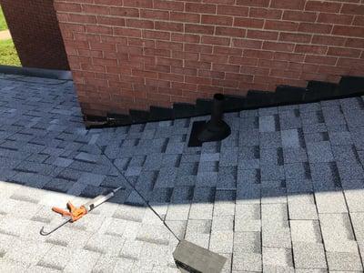 New Shingle Roof Repair- Warsaw