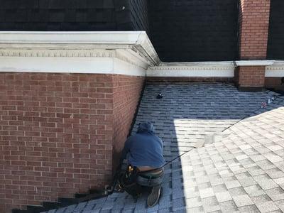 Shingle Roof Repair- Warsaw
