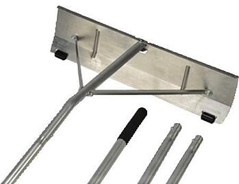 roof snow shovel