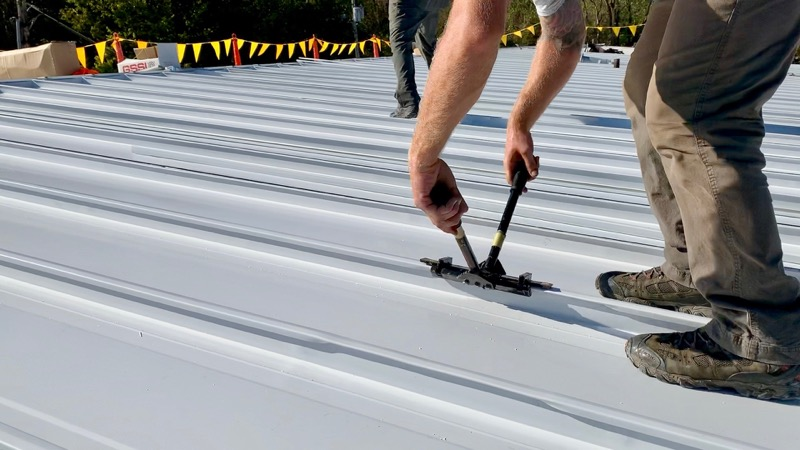 DIFFERENT TYPES OF METAL ROOFING AND WHERE EACH PANEL SHOULD BE USED