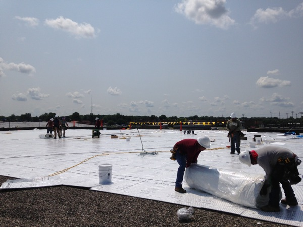 Flat Roof Repair- 4 Common Types of Flat Roofs We Recover
