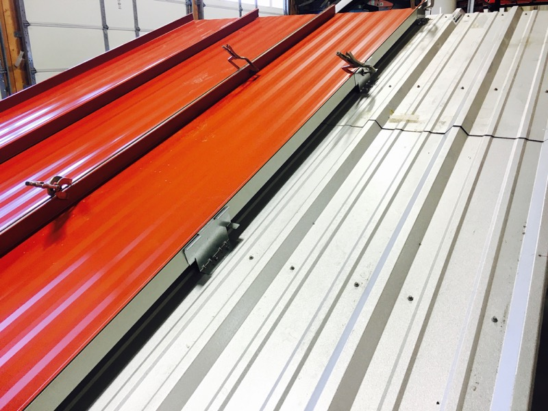 Metal Roof Repair- Metal Over Metal Recovery Systems Explained