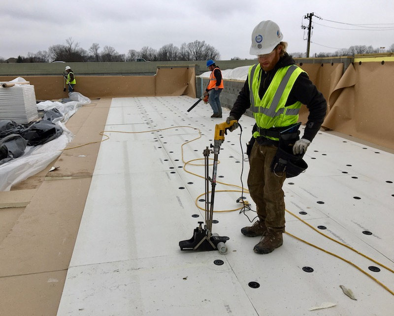 Three Reasons Flat Roofing Contractors Should Invest in the Rhino Bond Flat Roof System